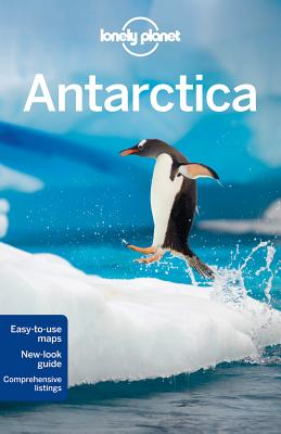 Lonely Planet Country Antarctica By Averbuck, Alexis
